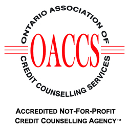 OACCS Accredited Not-For-Profit Credit Counselling Agency